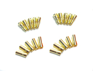 Gold Plate Bullet Connector 4mm